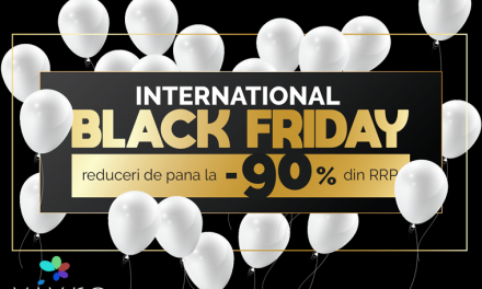 Cumpara de la Vivre.ro de Black Friday