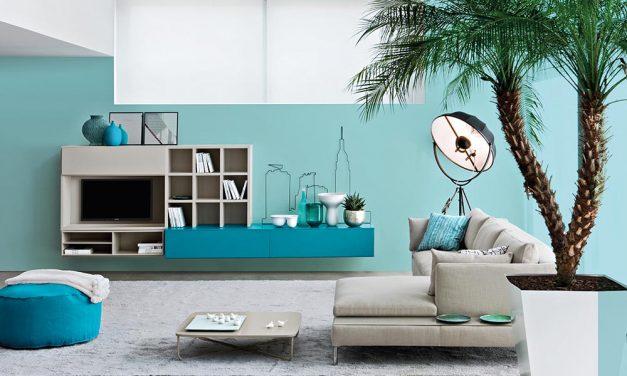 Tendinte in design Aquamarinul culoarea anului 2017