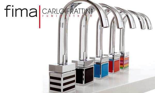 Baterii de baie si bucatarie FIMA Carlo Frattini