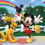 Ce model de fototapet Disney pentru camera copilului alegi?