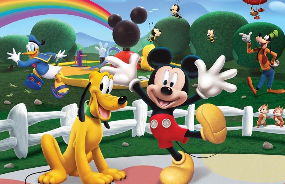 Ce Model De Fototapet Disney Pentru Camera Copilului Alegi