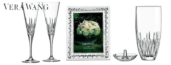 Colectiile de decoratiuni Vera Wang Cristal Classic si Duchesse