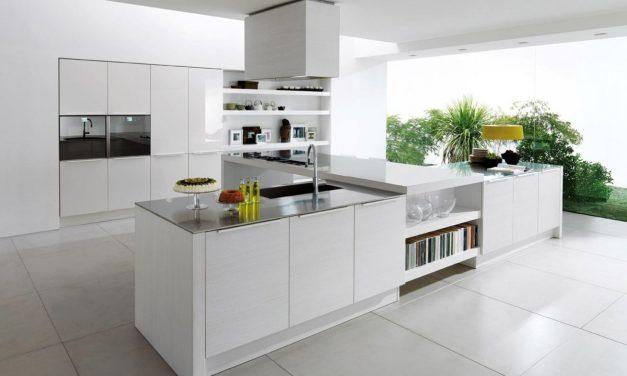 Concept 2017 Redecoreaza si remobileaza bucătăria în ALB