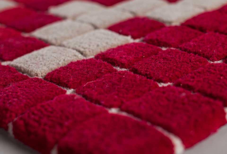 Covoarele din lana isi pastreaza aspectul timp indelungat