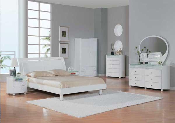 Cateva pareri si idei despre mobila de culoare alba in dormitor