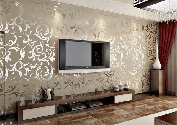 Modele de Tapet pentru living room 01