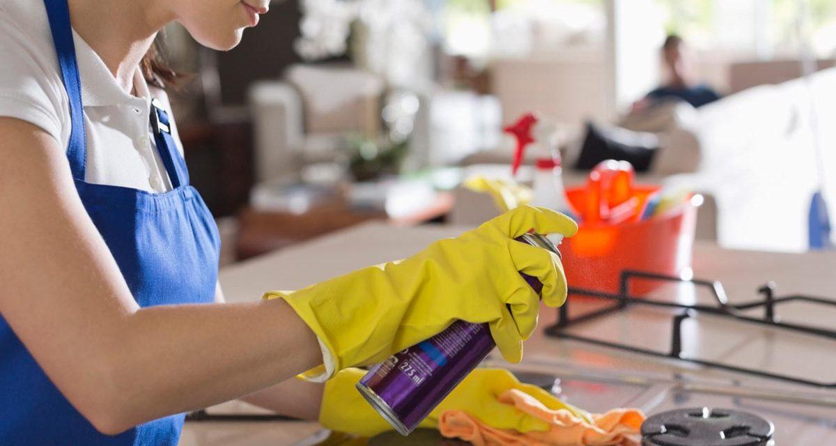 Solutii pentru curatarea ustensilor si suprafetelor din bucatarie