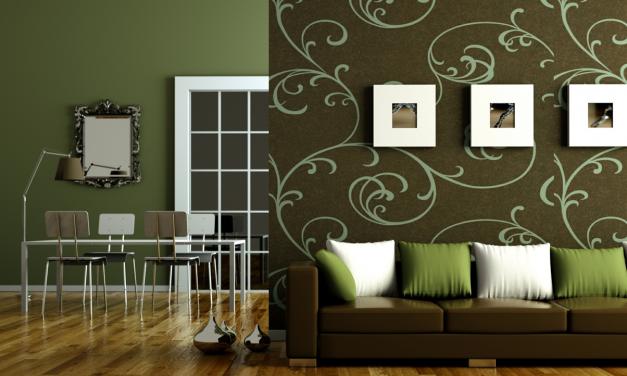 Avantajele tapetului in redecorarea rapida a casei