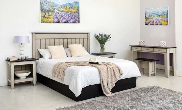 Amenajarea Dormitorului - Dormitor in stil francez Provencal