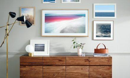 S-a lansat televizorul cu rama de tablou Samsung Frame TV
