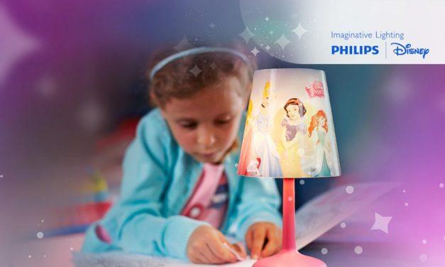 Veioze si lampi de veghe PHILIPS DISNEY pentru copii