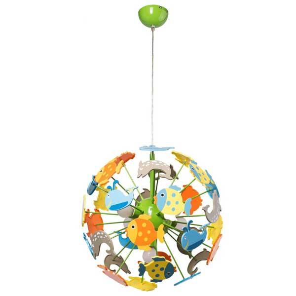 Lustra lumina camera copii si bebe Lustra Kinder 365014705