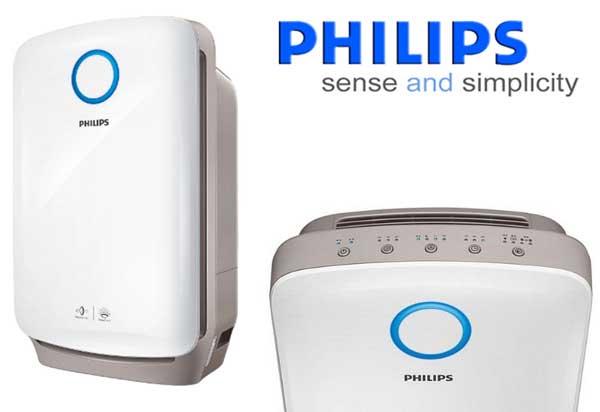 Purificatorul umidificator al aerului Philips AC4080 10