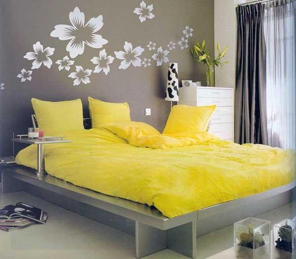 Ce spune culoarea dormitorului tau despre tine Dormitorul Galben