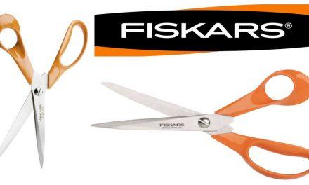 Foarfecile de calitate Fiskars pentru bucatarie si gradina