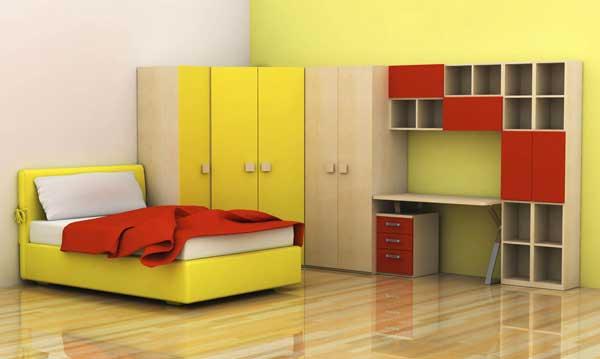 Idei Mobilier pentru camera copilului