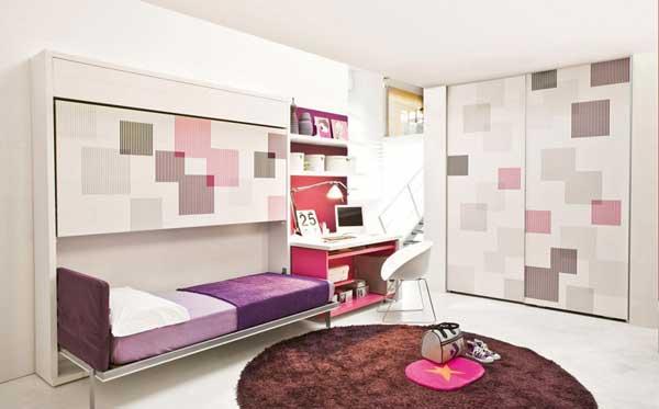 Idei de decorare si amenajare a camerei copilului