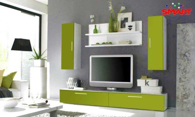 Mobila din pal de efect pentru living room la preturi mai mici