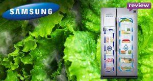 Review Pret Pareri Combina frigorifica Side by Side de 569l mai ieftina, modelul Samsung RS57K4000SA EF