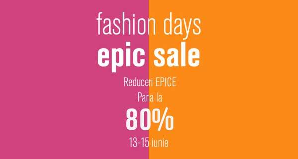 Profita de EPIC Sale si cumpara articole pentru casa la pret redus
