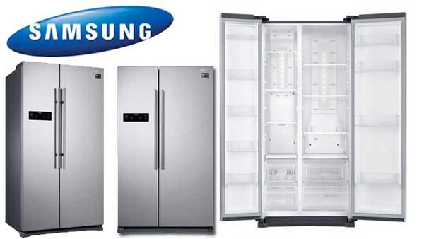 Side by side Samsung RS57K4000SA EF, 569 l, Clasa A+, H 178.9, culoare Grafit metalizat