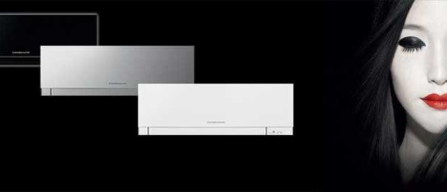 [INFO] Aparate de aer conditionat clasa A+++ Mitsubishi Electric Kirigamine Zen de culoare neagra