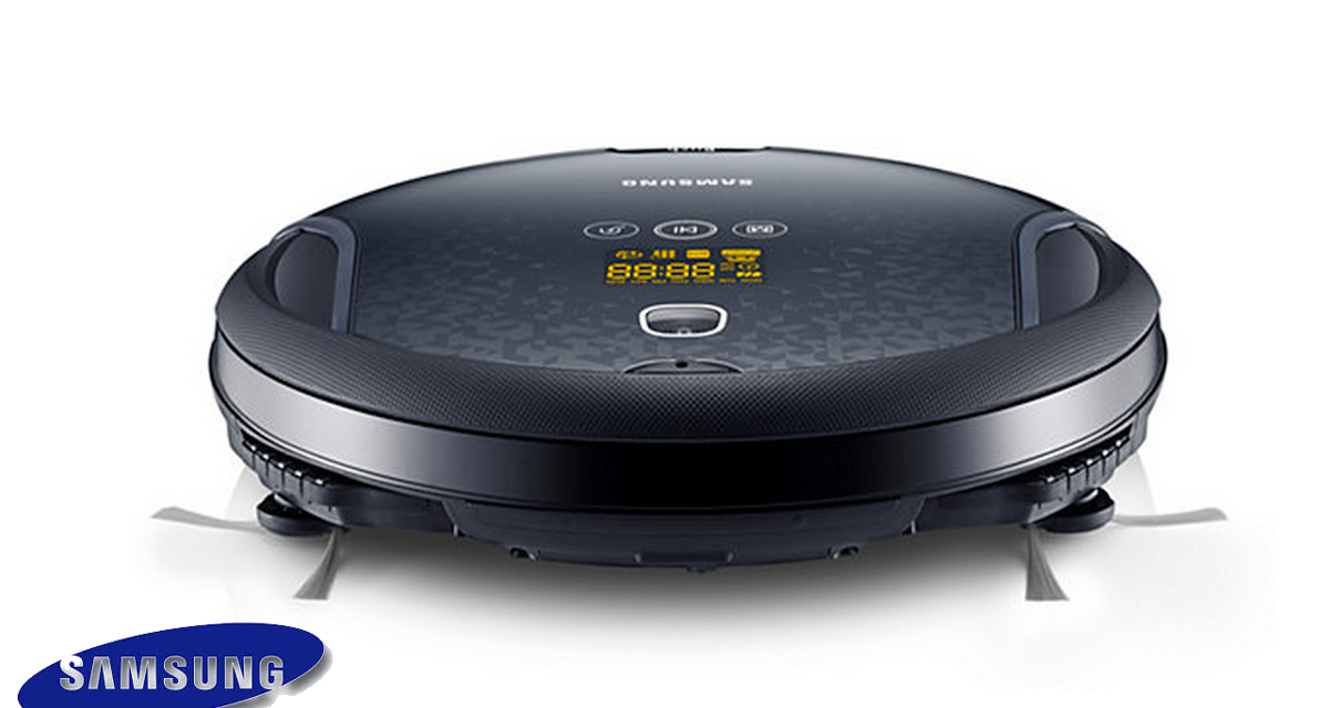 Aspiratorul tip robot Samsung Navibot SR8849 face curat in locul tau!