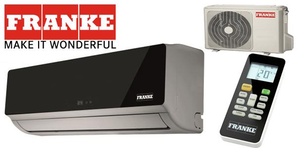 Aparatele de aer conditionat premium FRANKE FR9BW, FR12BW, FR18BW si FR24BW