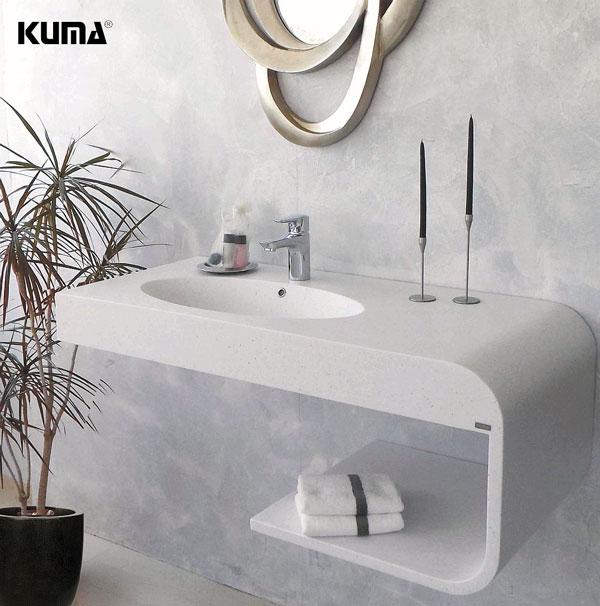 Mobilier de baie si sanitare KUMA
