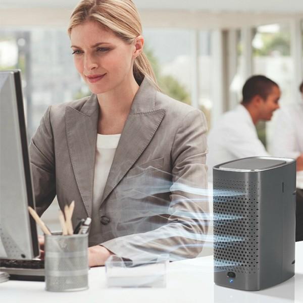 Air Cooler, aparatul de aer conditionat portabil ce functioneaza cu baterii sau conectare USB